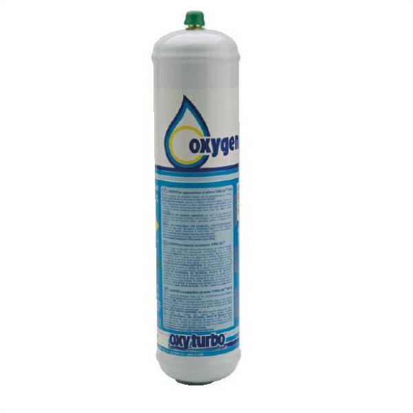 OXY TURBO S.P.A. BOMBOLA OXYGEN 110 X TURBO SET 90