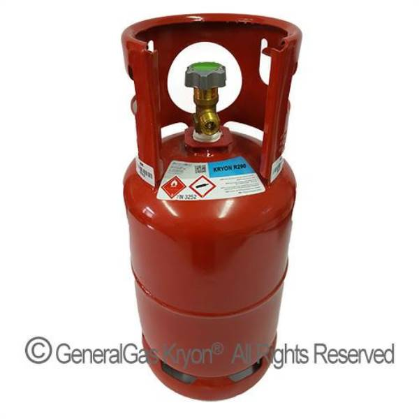 GENERAL GAS GAS R290 IN BOMBOLA DA LT.12,5 KG.5