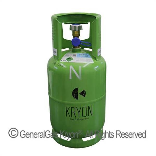 GENERAL GAS GAS R407A IN BOMBOLA DA LT.13/KG.12
